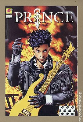 Prince Alter Ego #1, Printing 1D 1991 Direct Variant 1st Printing FN/VF 7.0