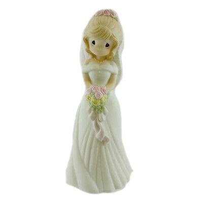 Precious Moments I FOUND MY LOVE IN YOU Porcelain Bride Wedding 630027
