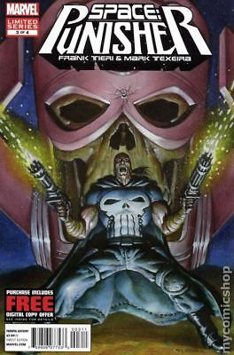 Space Punisher #3 2012 VF Stock Image
