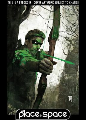 (Wk40) Green Arrow, Vol. 6 #45A - Foil Cover (Heroes In Crisis) - Pre 3Rd Oct