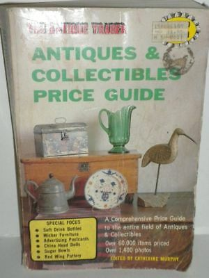 THE ANTIQUE TRADER Antiques & Collectibles Price Guide 1985