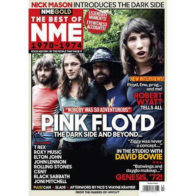 The Best Of Nme Gold 1970 - 1974 Vol 4 Magazine (Pink Floyd, Robert Wyatt, Bowie