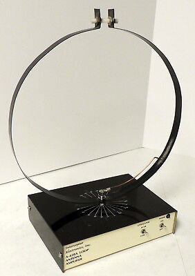 Interceptor   Electronics   Model  A-428A    Loop   Antenna   With   Amplifier