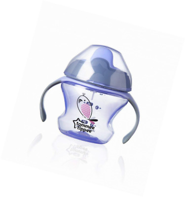 Tommee Tippee 4m+ Weaning Sippee Cup - NOW With NEW Clear Valve