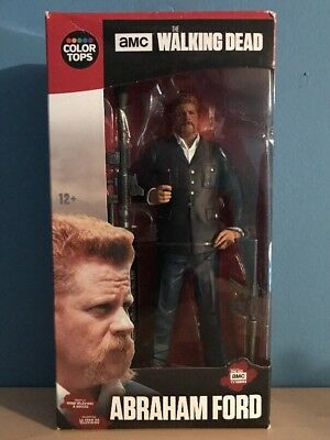 """2016 AMC The Walking Dead Abraham Ford 7"""" Action Figure New"""