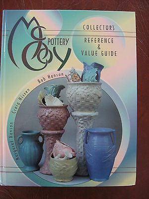 Mccoy Pottery Collectors Reference Guide 1996 Hard Cover