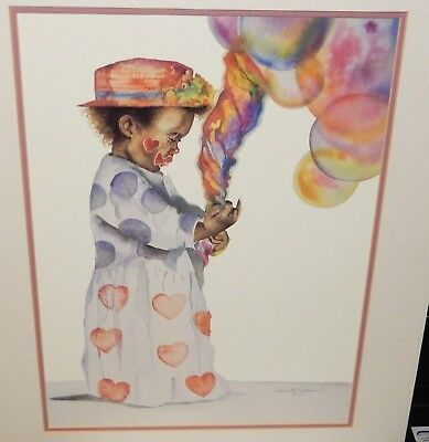 Pitstop Partners Kenneth Gatewood African American Art Print 20x17