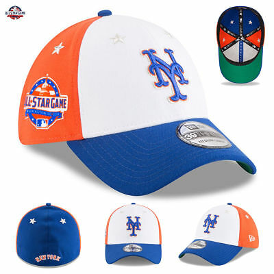 buy popular bbe3e fe8dd New Era MLB All-Star All Star Game 39thirty Fitted Hat New York Mets U