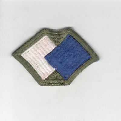 WW 2 US Army 96th Infantry Division Ribbed Weaved Patch Inv# J348
