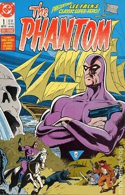 Phantom (DC 1st Series) #1 1988 FN Stock Image