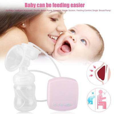 Automatic Milk Pumps Kit Electric Breast Pump Natural Suction Enlarger Feeding