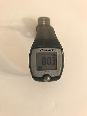 Polar FT1 Heart Rate Monitor Used In Good Condition without Box.