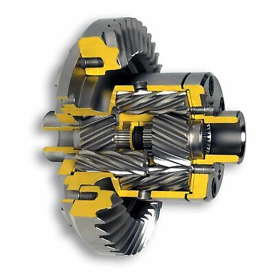 Quaife ATB LSD Diff (Differential) For VW Golf Mk4 02J Bolt In Flanges