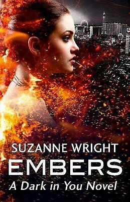 Embers by Suzanne Wright Paperback Book Free Shipping!