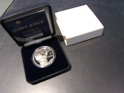 Irland 2013 Silber 10 Euro James Joyce in PP (K634)