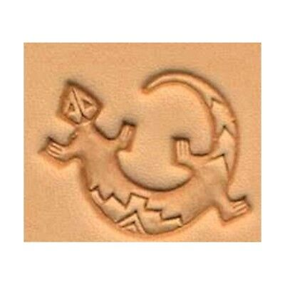 Mini 3d Stamp Sw Lizard - Craftool Leather Southwest 880200 Turtle 880100