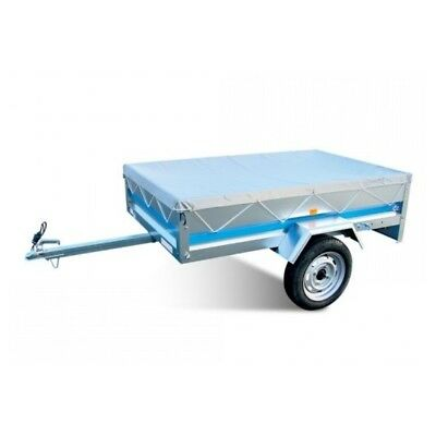 Trailer Cover (flat) For Mp6815 - Maypole Flat Mp68151 Fits Heavy Duty Erde