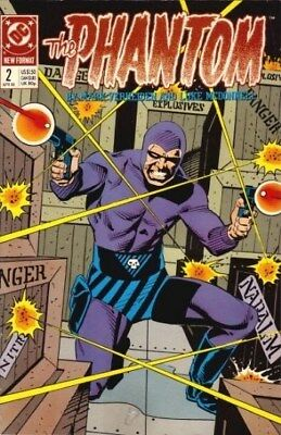 OE1573----- DC, The Phantom #2  1989   VF/NM
