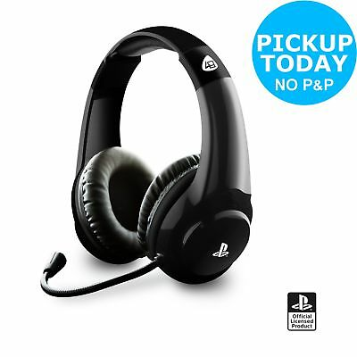 4Gamers PRO4-70 PS4 Headset - Black