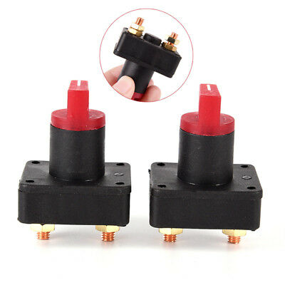 300A Battery Isolator Disconnect Cut Off Kill Switch Car Truck Boat Van Camper A