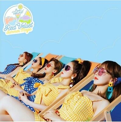 Red Velvet - Summer Magic [New CD] Asia - Import