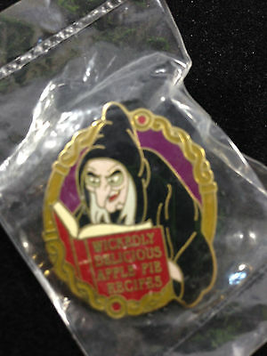 Disney DLR - Where Evil Spells Are Always Broken 2007 - Old Hag Witch GWP Pin