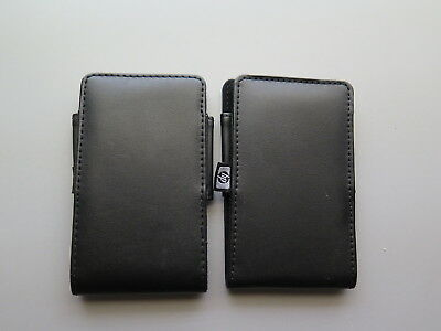 Two Hp Ipaq Pocket Pc Carrying Case For 110 111 1112 113 114 Series