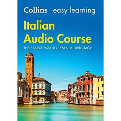 Easy Learning Italian Audio Course: Language Learning t - Audio CD NEW Collins D