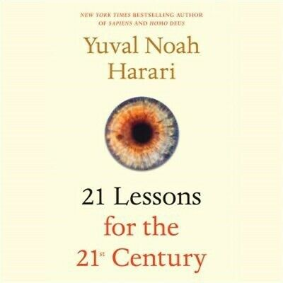 21 Lessons for the 21st Century (CD)