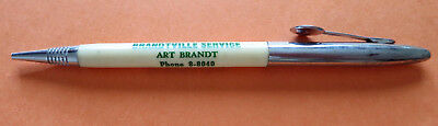 Brandtville Mechanical Pencil Route 66 Icon Bloomington Illinois  Mclean County
