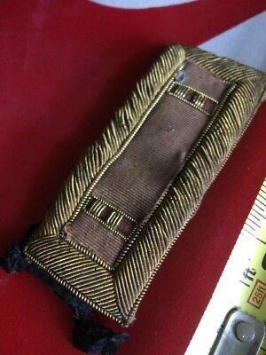 CIVIL WAR  LT. OFFICERS SHOULDER BOARD  single  UNION army USA