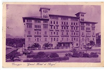 Cartolina - 1929 Viareggio Grand Hotel Et Royal 5264