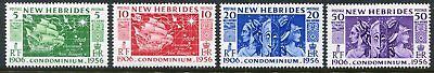 NEW HEBRIDES  Very  Nice  Mint  NEVER  Hinged  Set  UPTOWN 41432