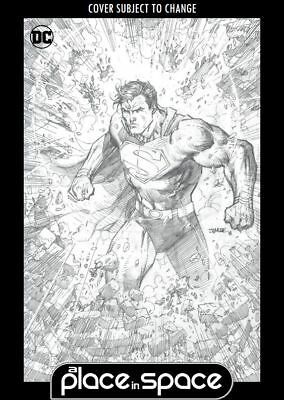 Justice League, Vol. 3 #7C (1:100) Jim Lee B+W Variant (Wk36)