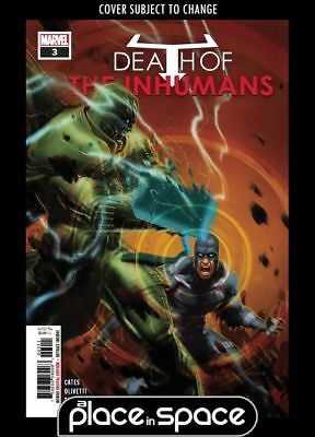 Death Of The Inhumans #3A (Wk36)