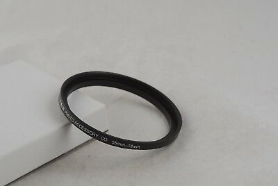 New 55mm-58mm Metal Step-up Ring 55-58mm 55-58