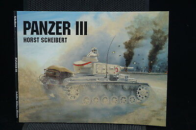 WW2 GERMAN PANZER III Medium Tank Reference Book - $15 00