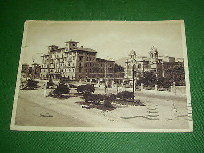 Cartolina Viareggio - Casino e Grand Hotel et Royal 1934