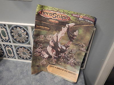Heroscape Master Set 2 Swarm of Marro  Rules Booklet