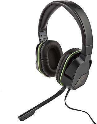 PDP Xbox One Afterglow LVL 3 Stereo Gaming Headset 048-041, Black