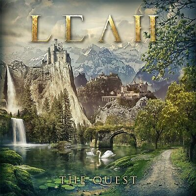 LEAH The Quest 2LP VINYL 2018 (VÖ 05.10)