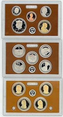 2011 United States PROOF Coin Set - U.S. Mint - Official Authentic