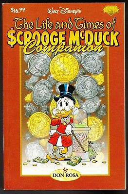 THE LIFE AND TIMES OF SCROOGE McDUCK COMPANION - 2006