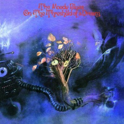 The Moody Blues-On the Threshold of a Dream [remastered] (UK IMPORT) CD NEW