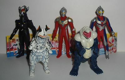 BANDAI // GASHAPON // Japan - Ultraman - Gamera mit BPZ // UG03