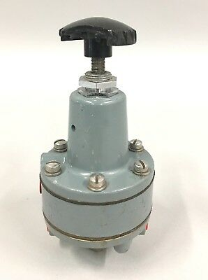 Moore Products Nullmatic Pressure Regulator 40-15 14870-4S1