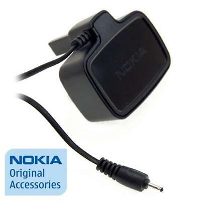 Genuine Nokia AC-3X UK Mains Charger NEW (Non Retail Packaging)