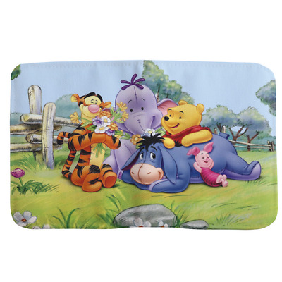 Eeyore Canvas Ticket Protector Case Travel Passport Holder p60 w2019