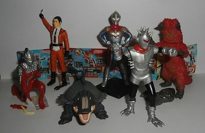 BANDAI // GASHAPON // Japan - Ultraman - Gamera mit BPZ // UG02
