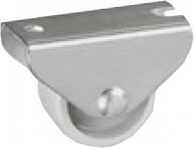 Kastenrolle 32mm with Plate Fixed Castors Fountain Casters Caster Wheels